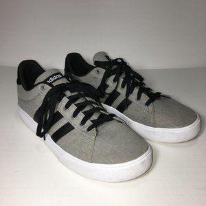 Adidas Grey & Black Men's Sneaker Size 10.5